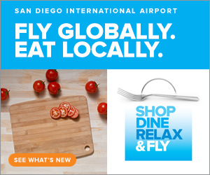 Fly Globally. Eat Locally