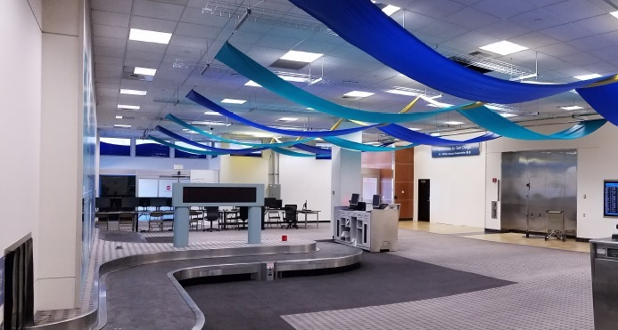 Airport Innovation Lab Space