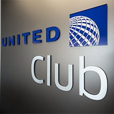 United Club - TEMP CLOSED